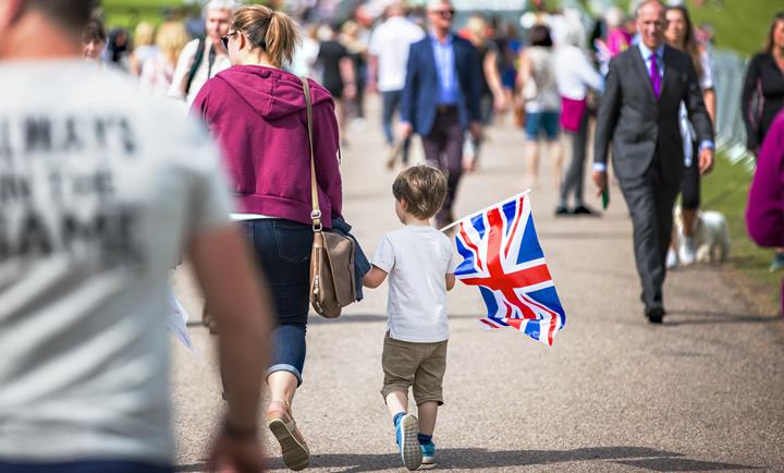 英国の注意すべきイベント